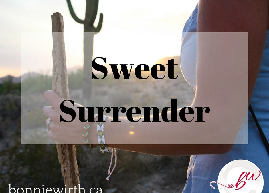 Sweet Surrender by Bonnie Wirth